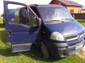 Renault Master. Elektros.paketas.kablys.visos sėdynės.