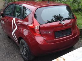 Nissan Note. Dalimis