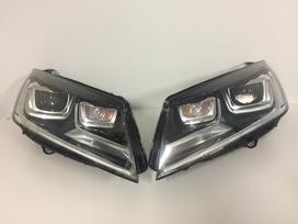 Volkswagen Touareg žibintai
