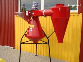 POM AUGUSTOW Pneumatinė grūdų valomoji M502, grain processing equipment