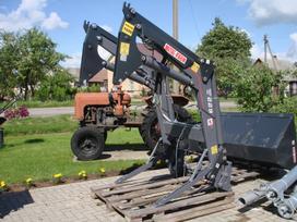 Metal-Fach Frontalinis krautuvas Metal-Fa, loaders