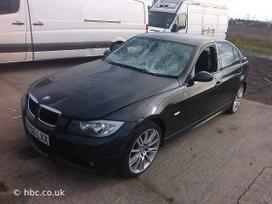 BMW 320 dalimis. M paketas juodos lubos alkantara salonas