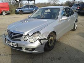 Mercedes-benz E220 dalimis. ww.autolauzynas