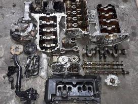 Peugeot 208 variklio detalės