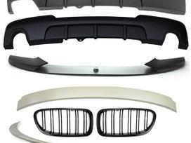 BMW 5 serija. Bmw f10 performance dalys, grotelės, bagažinės