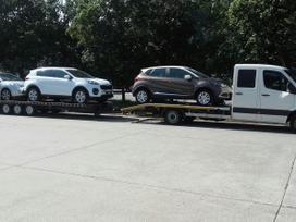 Volkswagen CRAFTER, auto transporters