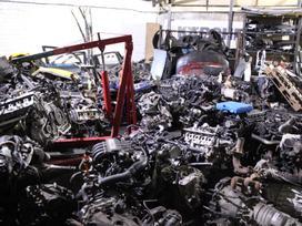 Volkswagen Caddy. Yra variklis bse 450 deze 500e kolektorius