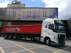 Schmitz GOTHA SKI 24, trailer and semi trailer rental