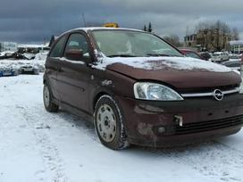 """Opel Corsa. Uab""""detalynas"""" naudotos automobilių dalys. nemėžis,"""