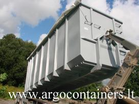 -Kita- Uztraukiami konteineriai HookL, waste containers