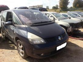 Renault Espace. Europa!!! automobilis dar neisardytas! taikome