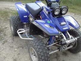 Yamaha Raptor, keturračiai / triračiai
