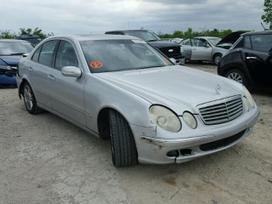 Mercedes-benz E500 dalimis. Www.autolauzynas