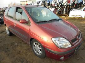 Renault Scenic. Automobilis dar neisardytas! taikome detalem