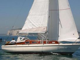 Nakvynė jachtoje Džaladūta Vindo 32, jachtos