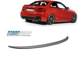 BMW 2 serija. Bmw 2 (f22) bagažinės dangčio spoileriukas