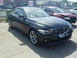 BMW 4 serija. Automobilis parduodamas dalimis  didelis naujų
