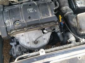 Peugeot 307 dalimis. Variklio kodas nfu skambinti siais