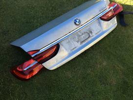 BMW 7 serija dalimis. Bmw g11 kebulo detales