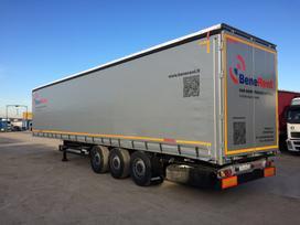 Kögel SNCO, trailer and semi trailer rental