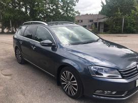 Volkswagen Passat dalimis. Detales siunciame y kitus miestus