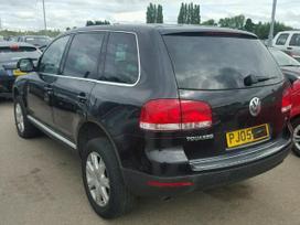 Volkswagen Touareg. Naudotos įvairių markių ir modelių