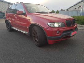 BMW X5. Bmw x5 4.8 is 2005 dalimis  4.8 is pilniausia