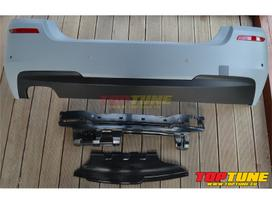 BMW 5 serija. Bmw f10 m sport galinis buferis  komplektą