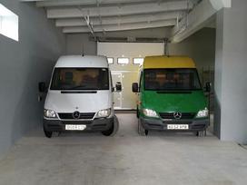 Mercedes-Benz SPRINTER 211 213 216  311 313, krovininiai mikroautobusai