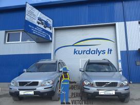 Volvo XC90. Xc90 xc60 xc70 v70 v60 v50 s80 s60 s40 c30  visų