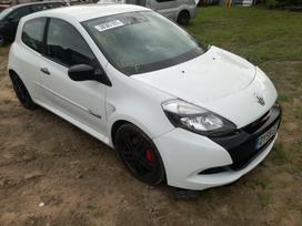 Renault Clio dalimis. Clio rs 200  rida 58 614 ml