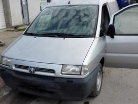 Peugeot Expert. Europa iš šveicarijos(ch) возможна доставка в