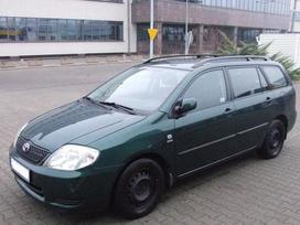 Toyota Corolla, 2.0 l., wagon
