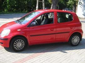 Toyota Yaris, 1.4 l., hatchback