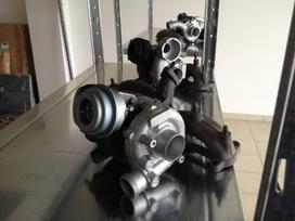 Audi A4. Kokybiškai ir greitai remontuojame turbokompresorius.