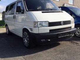 Volkswagen T4 caravelle, keleiviniai mikroautobusai