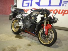 Honda CBR, superbikes