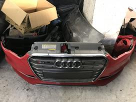 Audi S3. Visas dalimis!