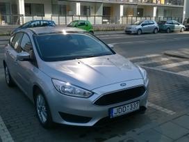 Ford Focus, 1.5 l., hatchback