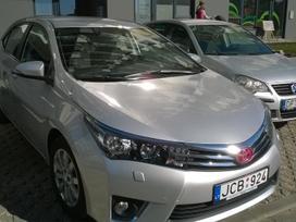 Toyota Corolla, 1.4 l., saloon / sedan
