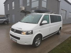 Volkswagen Carawele, keleiviniai mikroautobusai