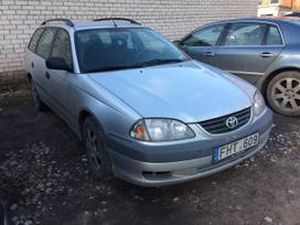 Toyota Avensis for parts. Tpyota dalys