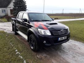 Toyota Hilux, 2.5 l., Внедорожник