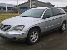 Chrysler Pacifica dalimis. Www. v8import.ee  swe, fin, rus,