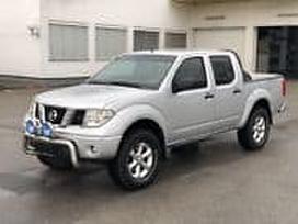 Nissan Navara dalimis