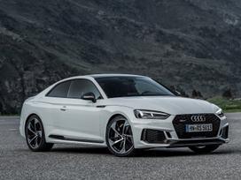 Audi Rs5. Naujos originalios automobilių