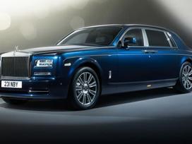 Rolls-Royce Phantom. Naujos originalios automobilių dalys