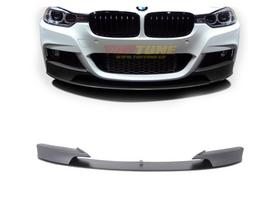 BMW 3 serija. Performance priekinio buferio spoileris / lip'as