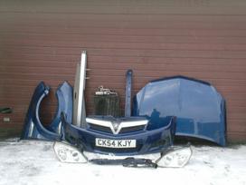 Opel Tigra. variklis, variklio kodas z14xep     galinis buferis,