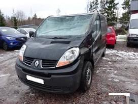Renault Trafic. Europa, 84kw  galimas